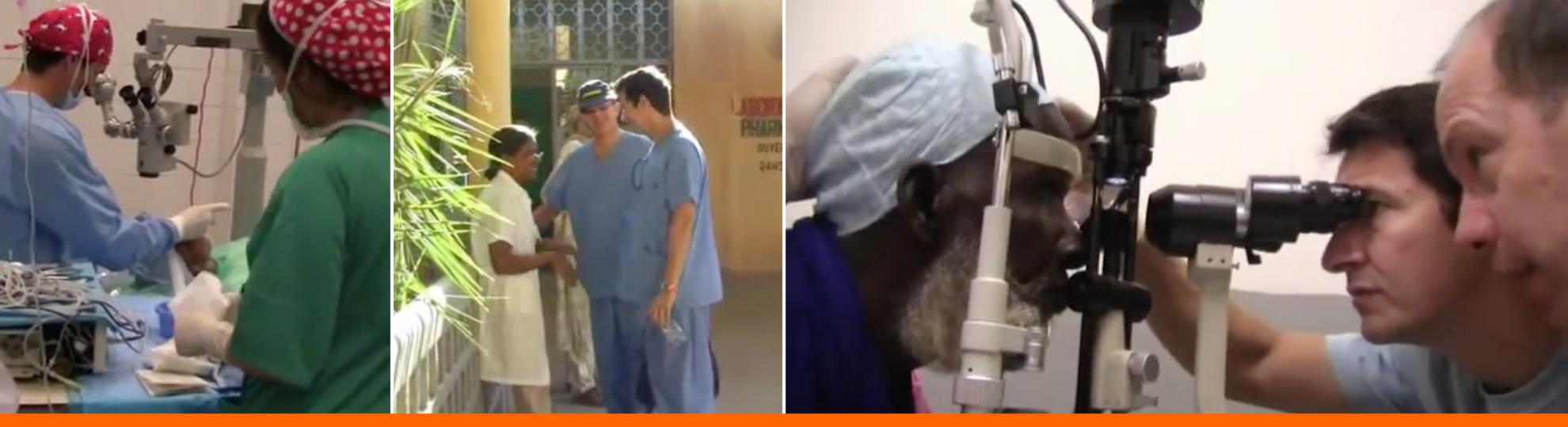 Clinicas tecnovisión en Mali