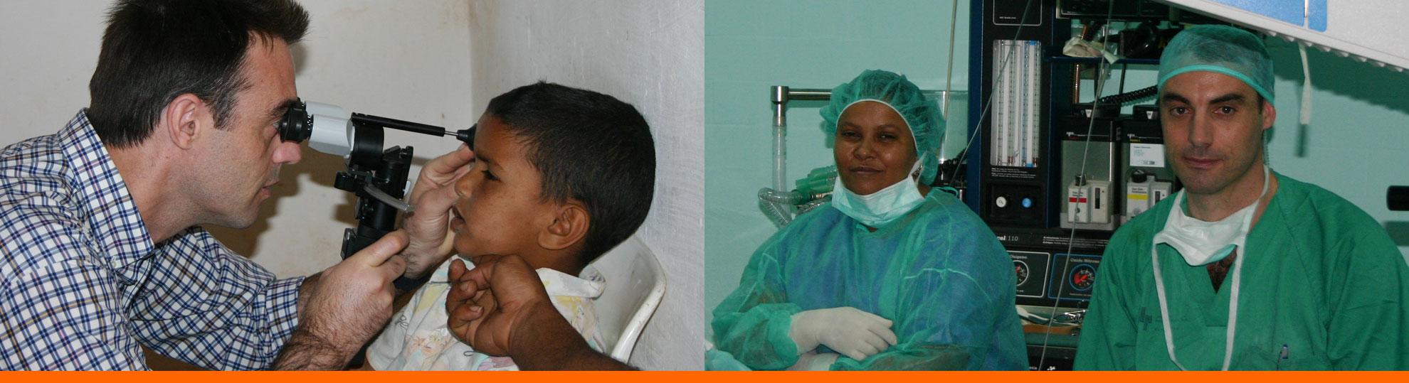 Clinicas tecnovision en Sahara